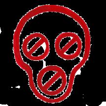max logo cutout